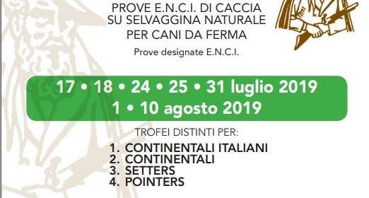 Enci Calendario Prove.Gruppo Cinofilo Forlivese Delegazione E N C I Forli Cesena